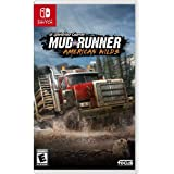 Mud-Runner: American Wilds Edition - Nintendo Switch