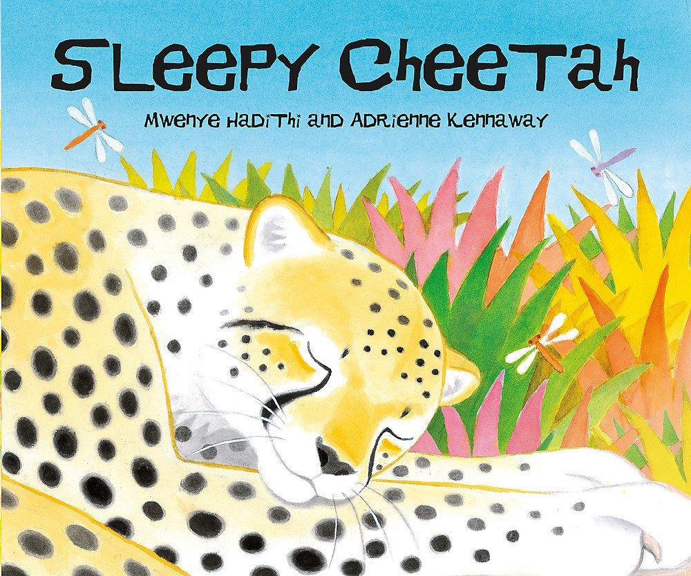 Read Online African Animal Tales: Sleepy Cheetah PDF
