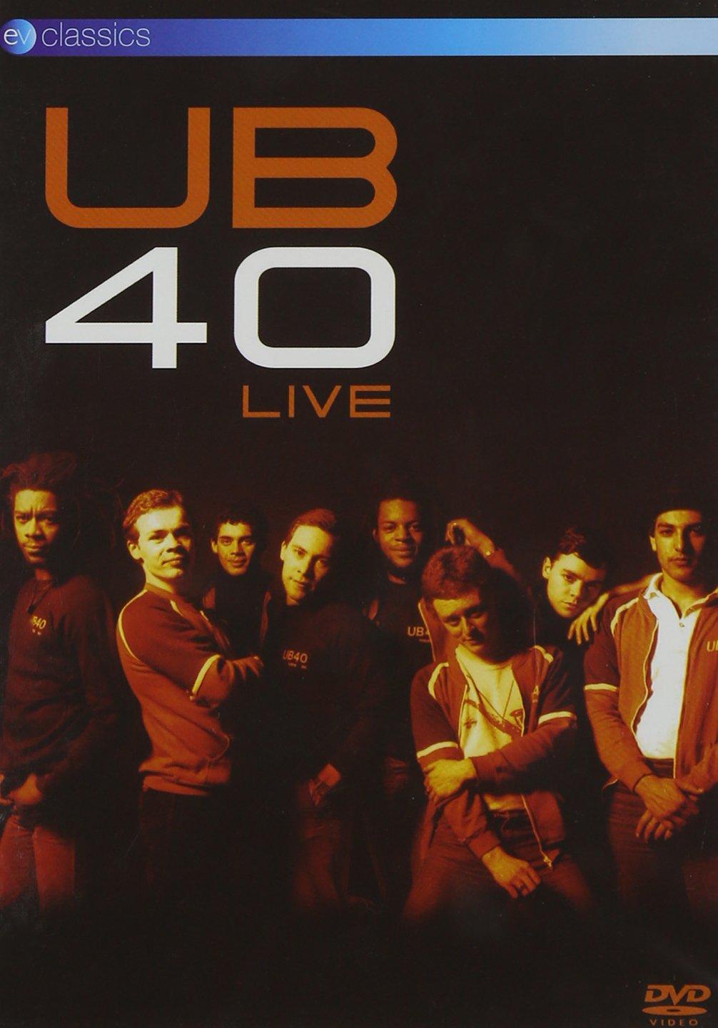 dvd ub40 live