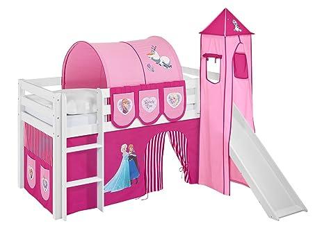 Tenda Tunnel Letto A Castello : Letti per bambini legno acquista online
