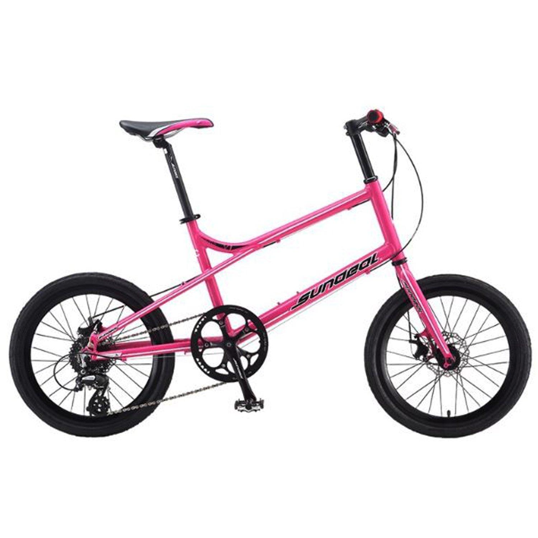 sundeal v1 City Bike B0787D2T96ピンク
