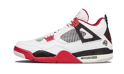 Image Unavailable. Image not available for. Color  Jordan 4 Retro Fire Red Mars  Blackmon ... ba8fb0e0f