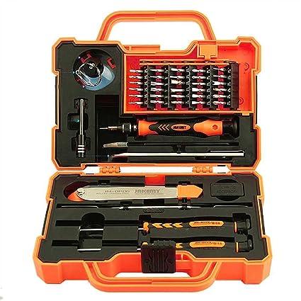 CandoraTM - Kit de herramientas de reparación de electrónica 45 en 1 ...