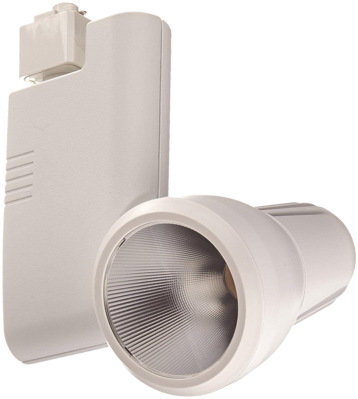 Nora Lighting NTE-810L30S18W Pillar LED HStyle Track Head