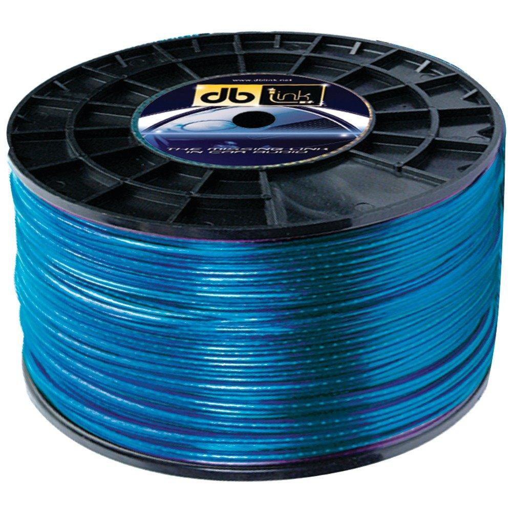 DB LINK SW12G250Z Blue Speaker Wire (12 Gauge, 250ft) Computer, Electronics