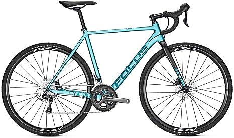 Focus Mares 6.7 Bicicleta de Cross 2019, Color Azul, tamaño XL ...