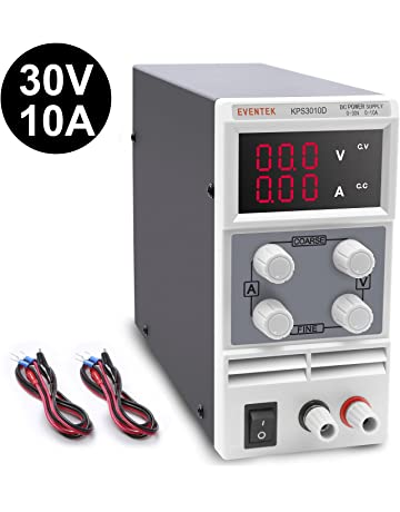 Variable Dc Power Supply Circuit Diagram | Amazon Com Power Supplies Lab Instruments Equipment Industrial