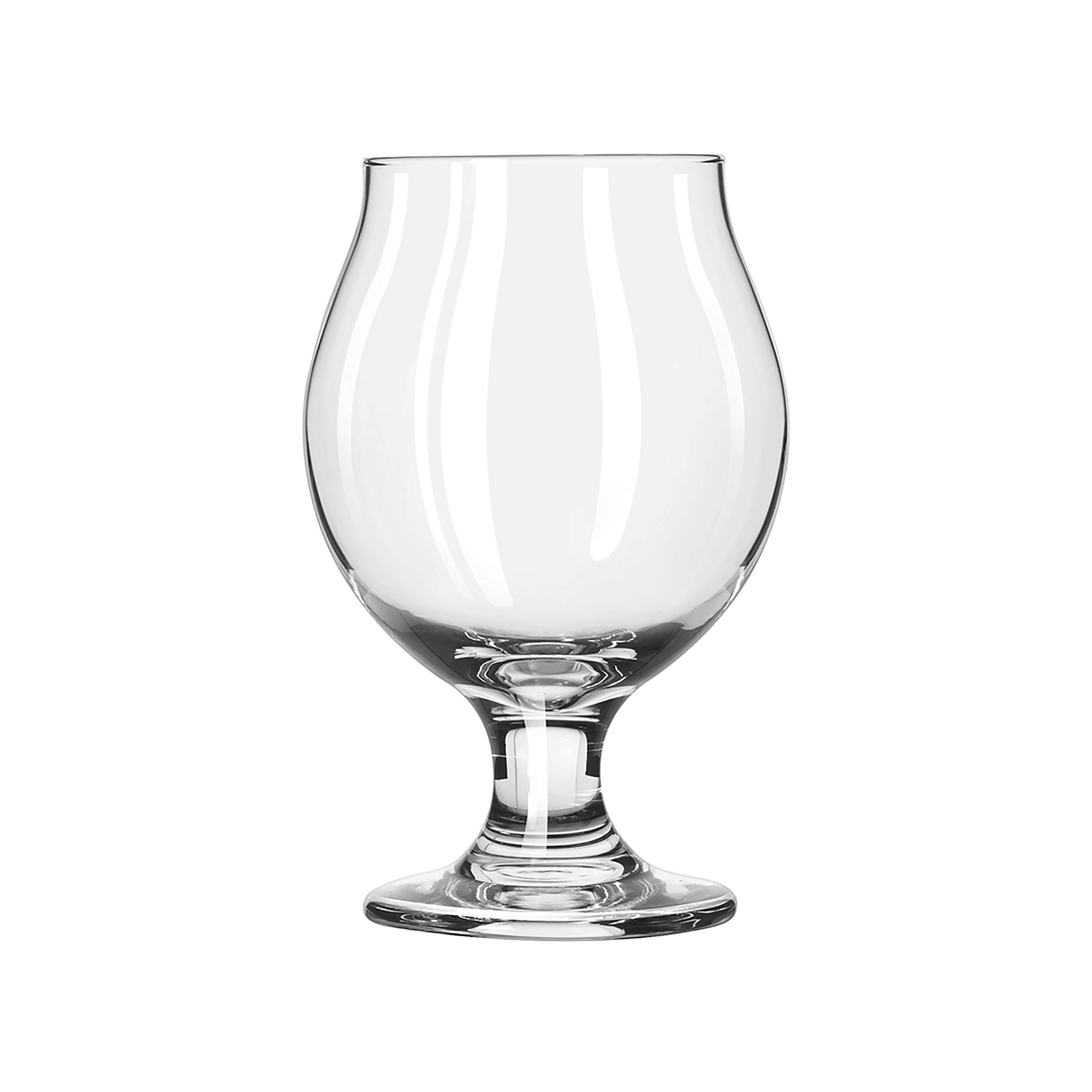 Libbey 3807 Belgian Beers 13 Ounce Beer Glass - 12 / CS