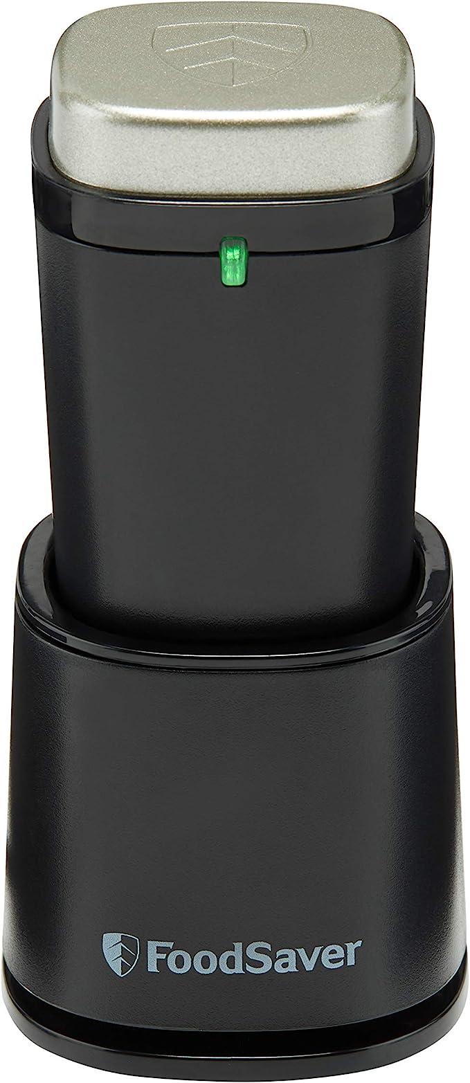 Amazon.com: FoodSaver 31161370 Cordless Food Vacuum Sealer, Handheld: Kitchen & Dining