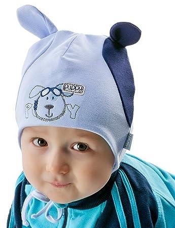 50e0293bb13 New Baby Boy Cotton Rich Hat Boys Spring Autumn Cap Hat 0-18 Months ...