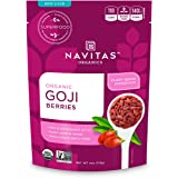 Navitas Organics Goji Berries, 4oz. Pouch