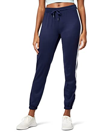 low price sale perfect quality vivid and great in style Aurique Tracksuit Bottoms Womens, Blue (Navy), XS (US 0-2)