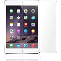 "M.G.R.J Pro HD+ Tempered Glass Screen Protector for Apple iPad(6th Gen) Tablet (9.7"" inch) Compatible with iPad 5th Gen/iPad Pro 9.7 / iPad Air 2 / iPad Air for Apple iPad 9.7 inch"