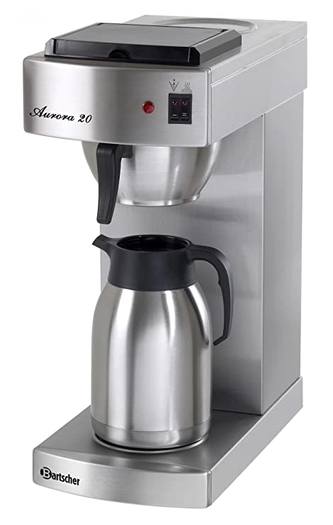 Cafetera americana Aurora 20 - Bartscher 190047: Amazon.es ...
