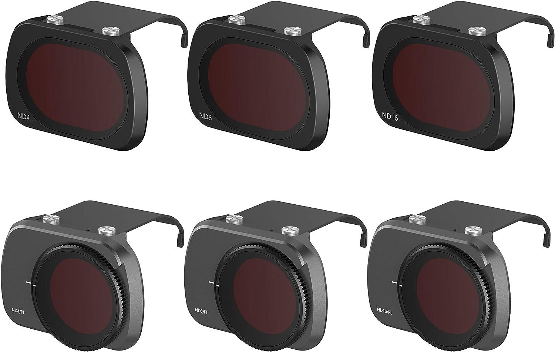 ND 8 Lens Filter for DJI Mavic 2 Zoom Drone Gimbal Camera UV CPL Polarizing Polarized ND4 ND8 ND16 ND32 Neutral Density Filter HD
