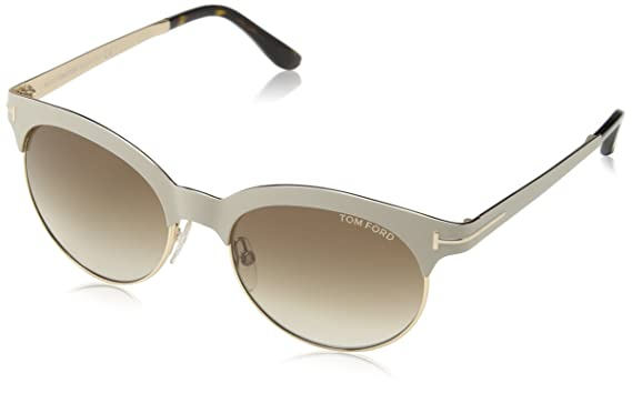 e1097093a4 Image Unavailable. Image not available for. Color  Tom Ford Sunglasses TF  438 Angela Sunglasses 28F ...