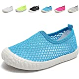 Amazon Price History for:CIOR Toddler Slip-on Casual Mesh Sneakers Aqua Water Breathable Shoes for Running Pool Beach (Toddler/Little Kid)