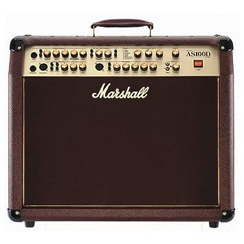 Amplificador guitarra marshall combo acustico 100w