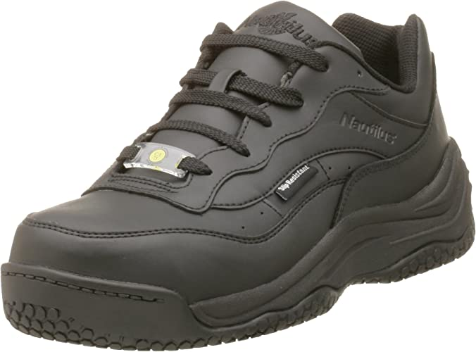 Nautilus Men/'s Composite Slip Resistant EH Athletic Work Shoe N2114