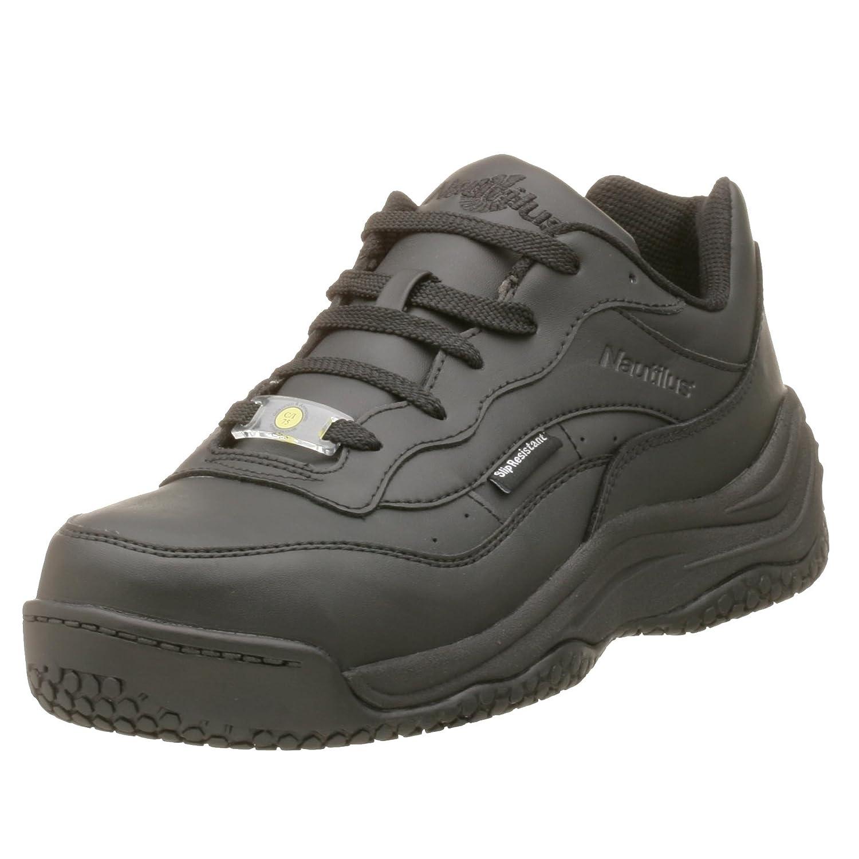 Nautilus Safety Footwear メンズ B000IX50D6 9M|ブラック ブラック 9M
