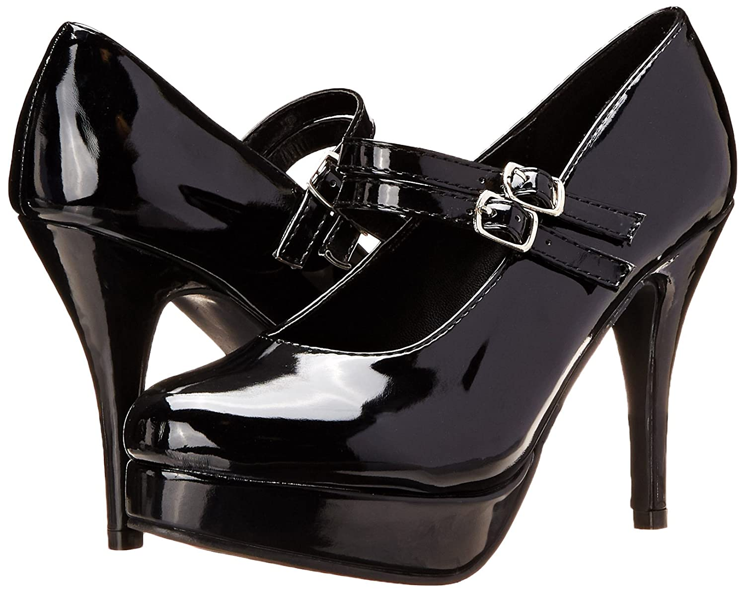 Ellie Shoes Women's 421 Jane Maryjane Pump B00DGQKMTO 10 B(M) US|Black