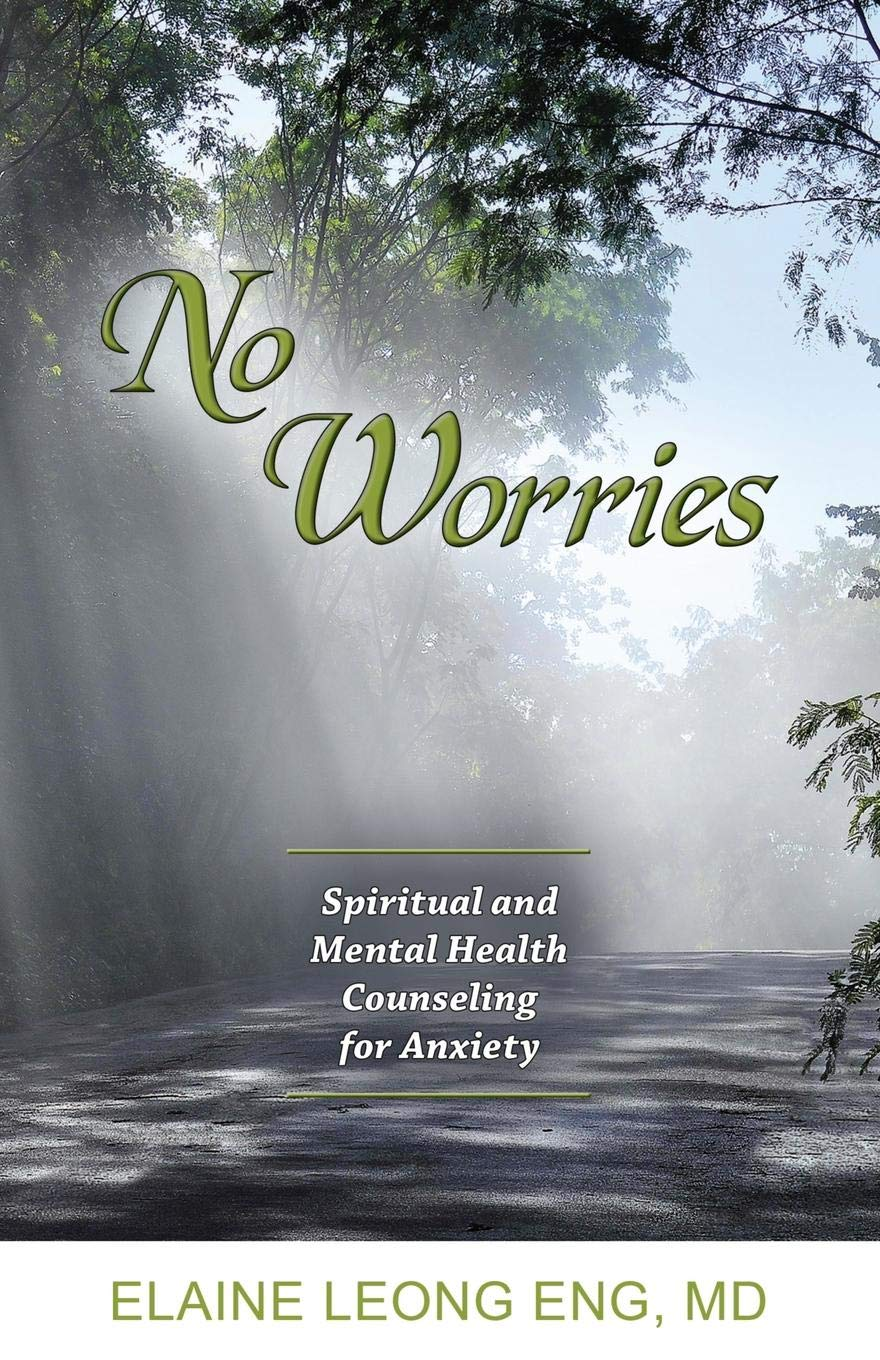 Download No Worries: Spiritual and Mental Health Counseling for Anxiety pdf epub