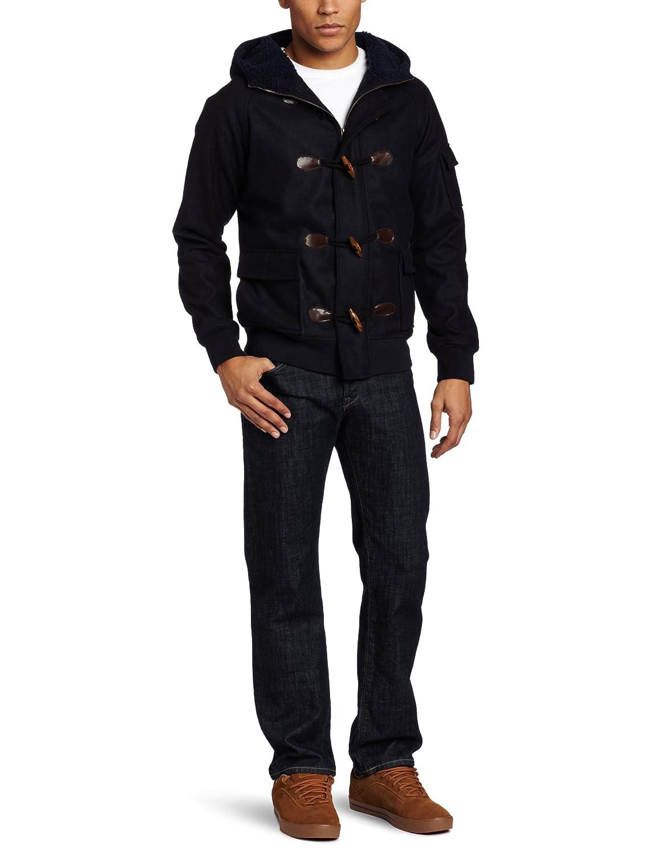Tavik Mens Maine Heavy Raglan Fleece Jacket
