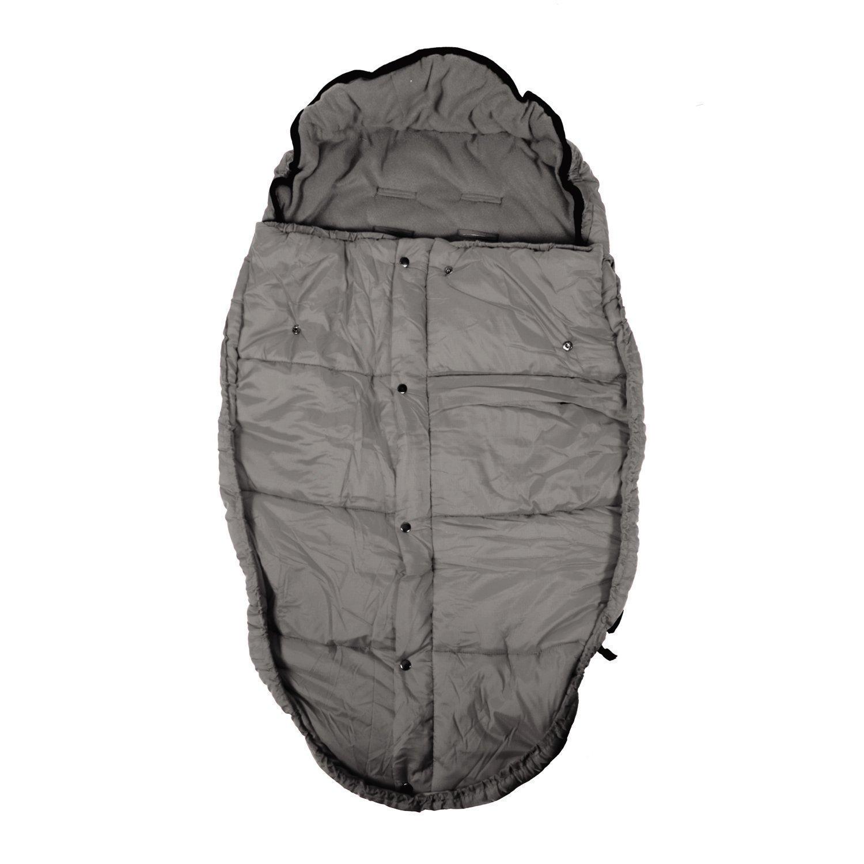 Mountain Buggy Fleece Stroller Sleeping Bag, Flint