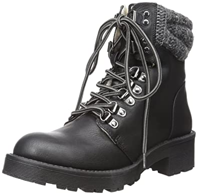 a16989058e8 MIA Women s Maylynn Winter Boot Black 6 ...