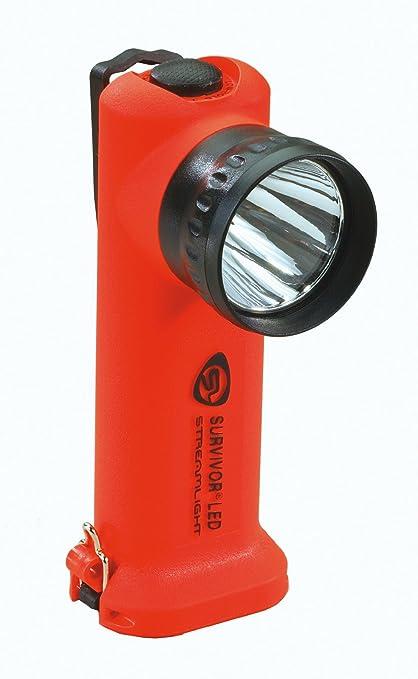 Streamlight - Linterna recargable STREAMLIGHT SURVIVOR LED ATEX Zona 1 175 lumens