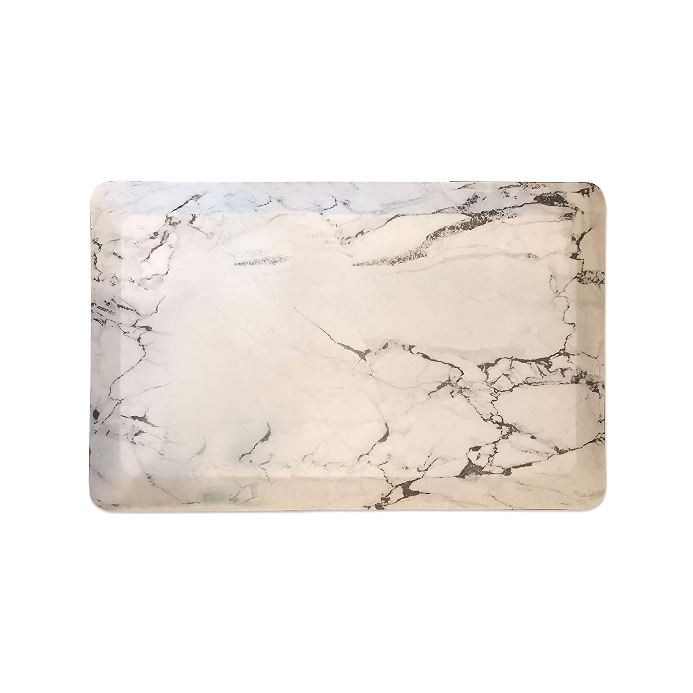 Emeril Lagasse Cook-N-Comfort Air Kitchen Mat Comfortable Polyvinyl Foam Anti-fatigue Kitchen Mat Beige