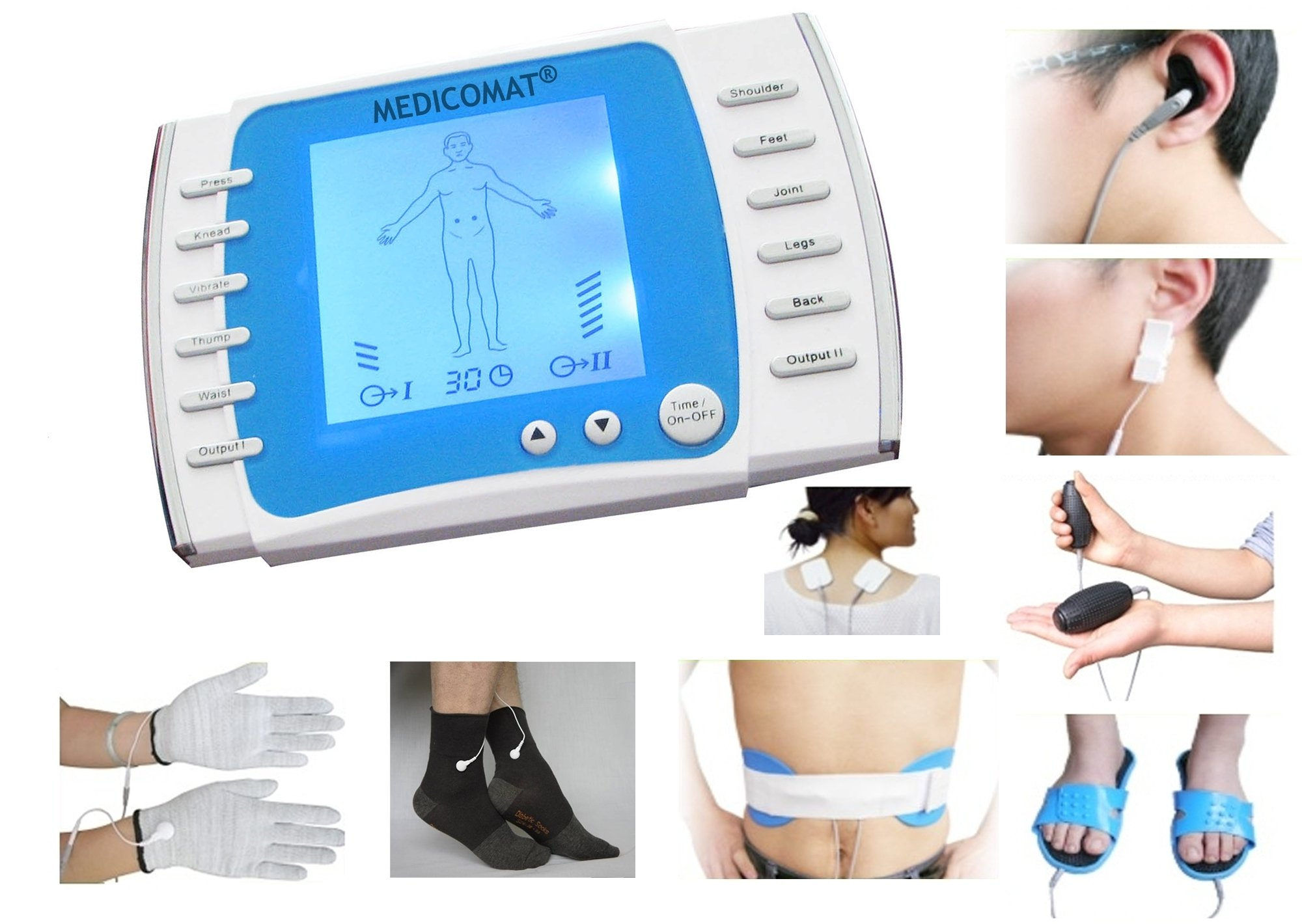 Ear Acupuncture for Weight Loss Medicomat Acupuncture