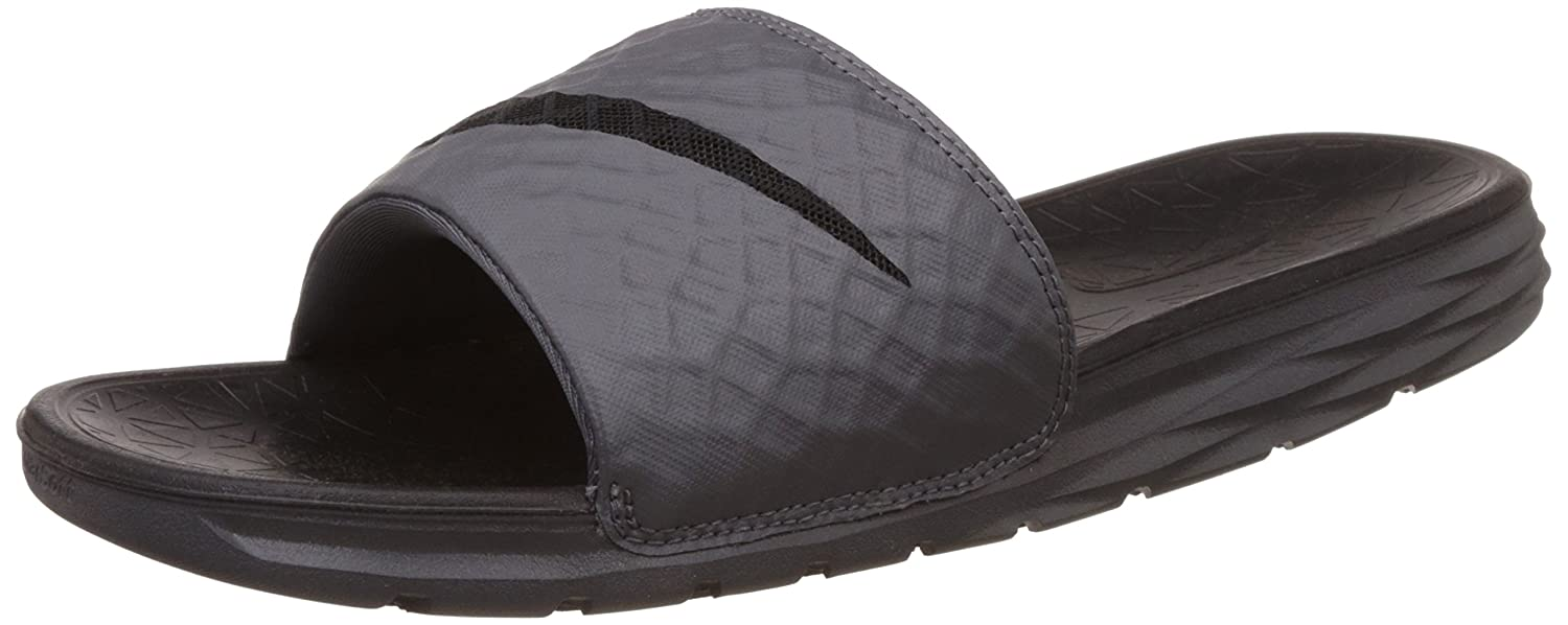 979a019d602d Nike Men s Benassi Solarsoft Slide Beach   Pool Shoes  Amazon.co.uk  Shoes    Bags