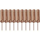 DAOKI 10pcs 433MHz antenna Helical Spiral Spring Remote Control for Arduino Raspberry 5mm
