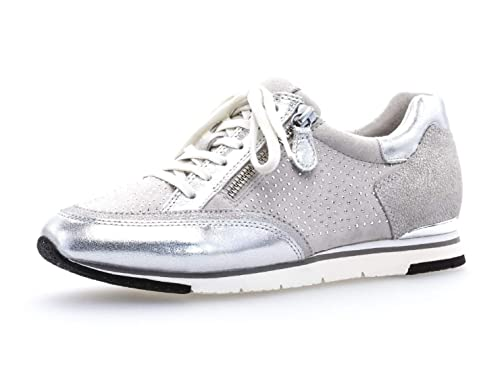 Gabor Damen Low Top Sneaker, Frauen Sneaker Low