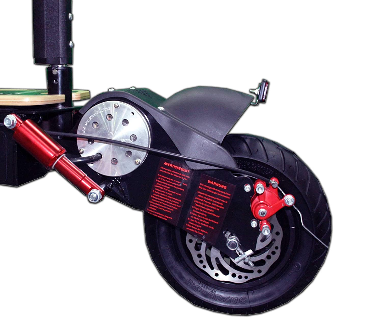 XTREM Patinete eléctrico, Scooter Tipo Moto Eléctrico ...