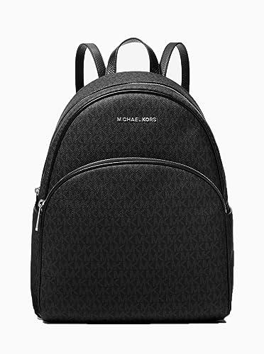 MICHAEL Michael Kors Abbey Jet Set Large Leather Backpack