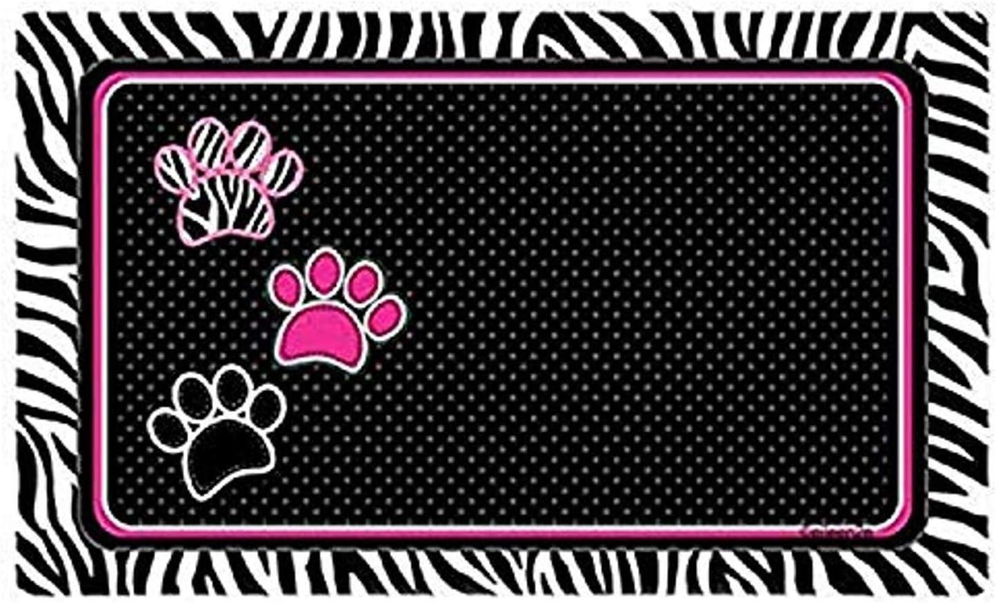 Drymate Pet Bowl Place Mat in Furtitude