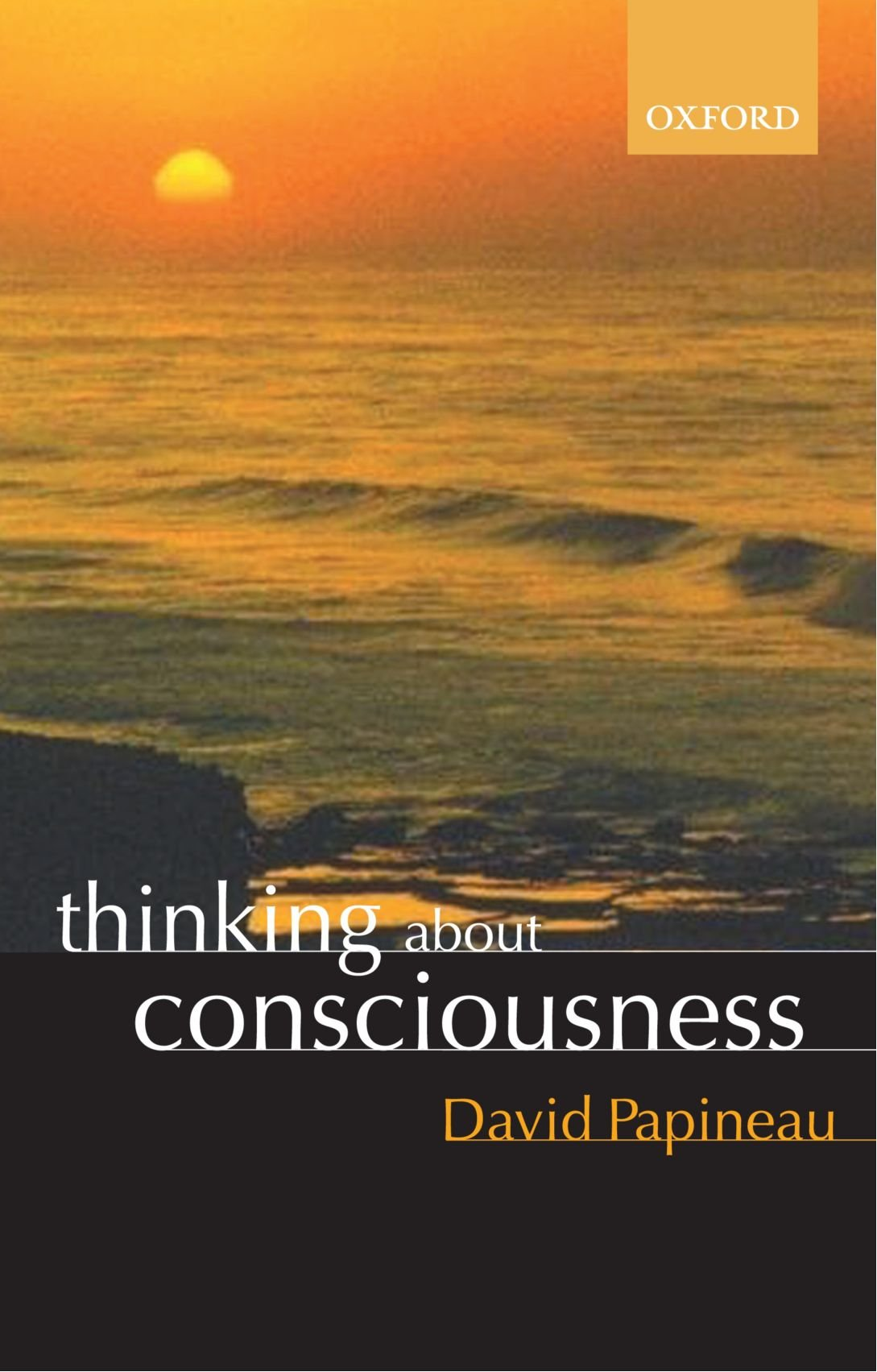 ABOUT CONSCIOUSNESS 77