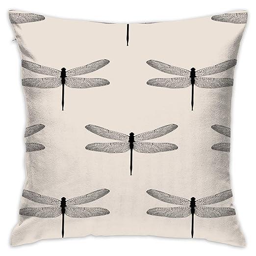 Papel Pintado de libélulas Decorativos para el hogar Fundas ...