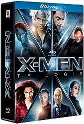 X-Men - La Trilogie : X-Men + X-Men 2 + X-Men : L'affrontement final [Édition Limitée boîtier SteelBook]