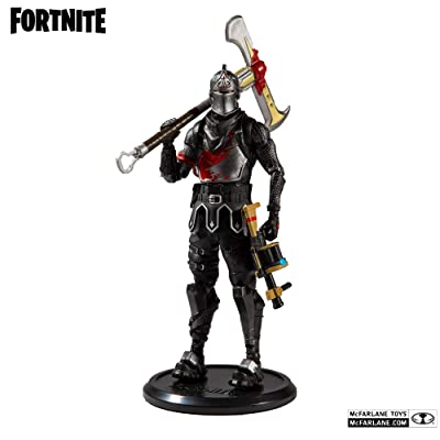 McFarlane Toys Fortnite Black Knight Premium Action Figure, Multicolor: Toys & Games