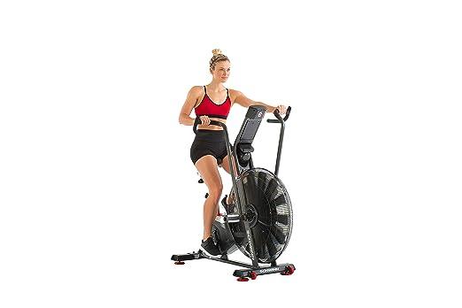 Schwinn - Bicicleta Estática y Spinning Airdyne AD8-AIR Bike Pro-Cardio-Training / Crossfit: Amazon.es: Deportes y aire libre