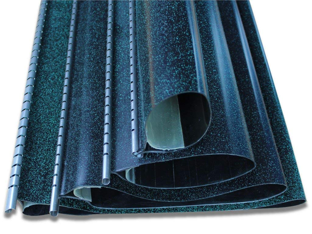 Wraparound Heat Shrin K - Manga de de de reparación de cable con riel (varios tamaños y paquetes de 1 m de longitud), negro 74e8d4