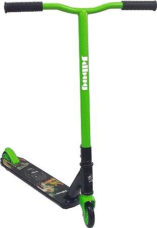 Jdbug Xtreme 100 - Patinete de acrobacias, color negro/verde ...