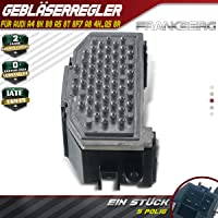 8K0820521B - Regulador de ventilador para A4 A5