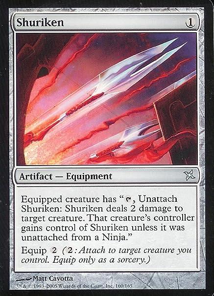Magic: the Gathering - Shuriken - Betrayers of Kamigawa