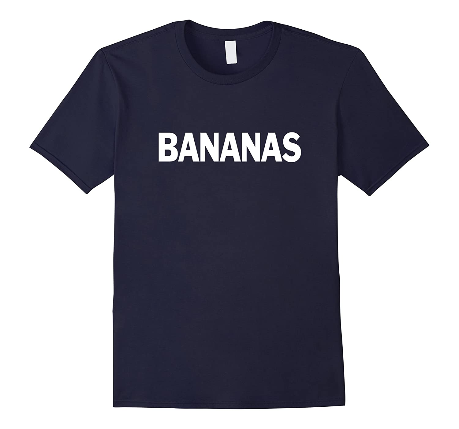 Bananas  Mike Dave T Shirt in Black  Colors Mens Womens-TD