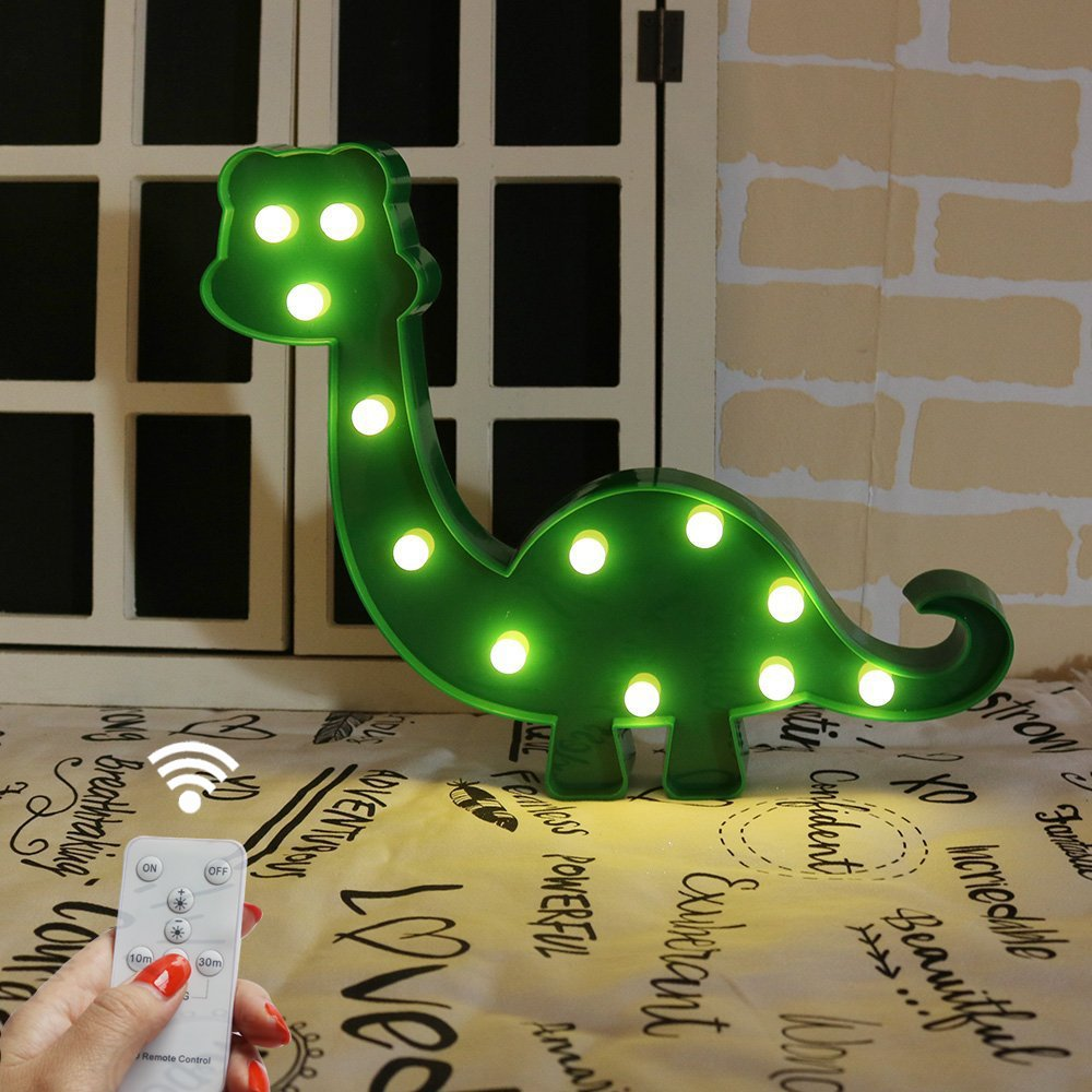 Decorative Night Light LED Marquee Sign with Wireless Remote Control for Kids' Room, Bedroom, Gift, Party, Home Decorations (Blue Unicorn Head - Purple Glow) Linhai Juhui Lighting Co. ltd JH-YF-66