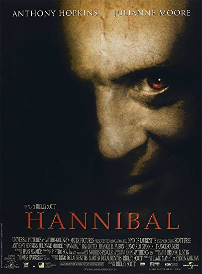 Hannibal [Blu-ray]: Amazon.es: Anthony Hopkins, Julianne Moore, Ray Liotta, Gary Oldman, Frankie R Faison, Giancarlo Giannini, Francesca Neri, Enrico Lo Verso, Ridley Scott, Anthony Hopkins, Julianne Moore, Dino De Laurentiis: Cine y